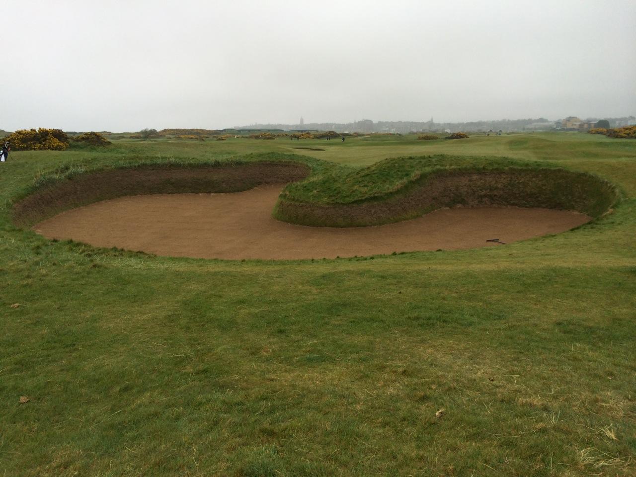 Old Course, Der Hell Bunker