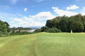 Golf in Laos – Luang Prabang