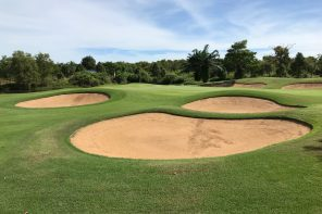 Angkor Golf Club – Siem Reap