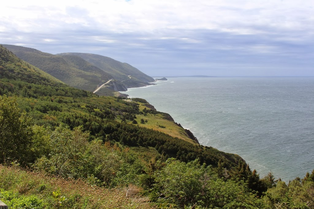 Am Cabot Trail