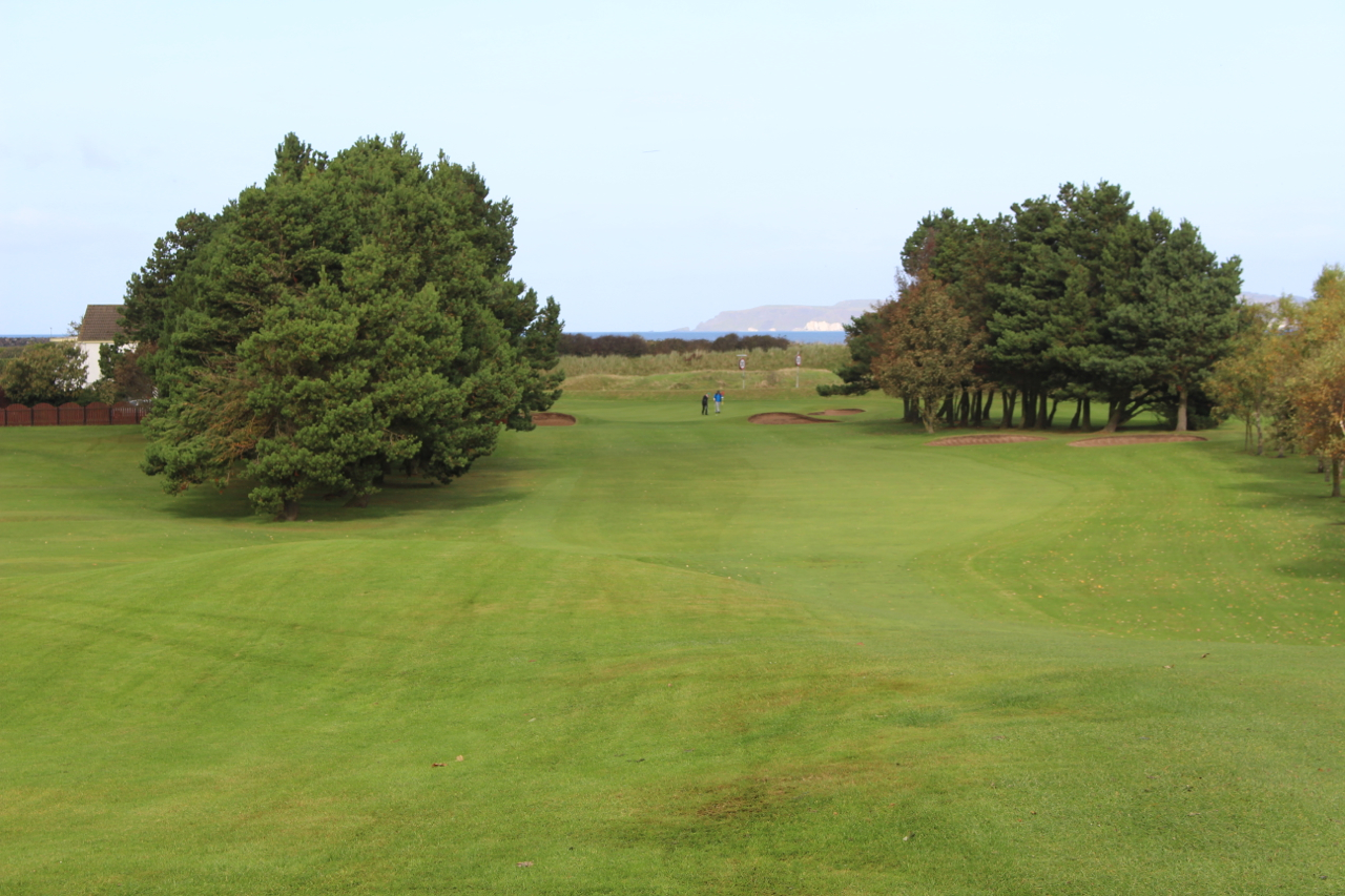 Loch 5 - Ballycastle Golf Club