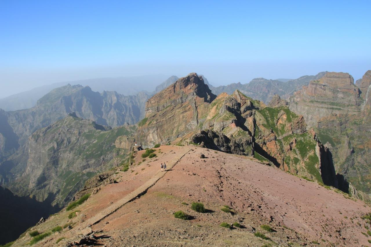 Am Pico do Areiro