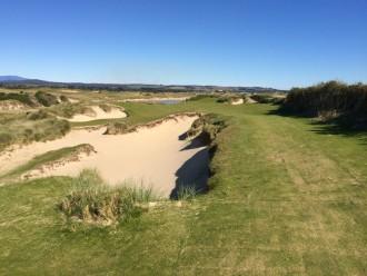 Lost Farm: Eines unserer schönsten Golfbilder 2015