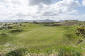 Waterville Golf Links Loch 15