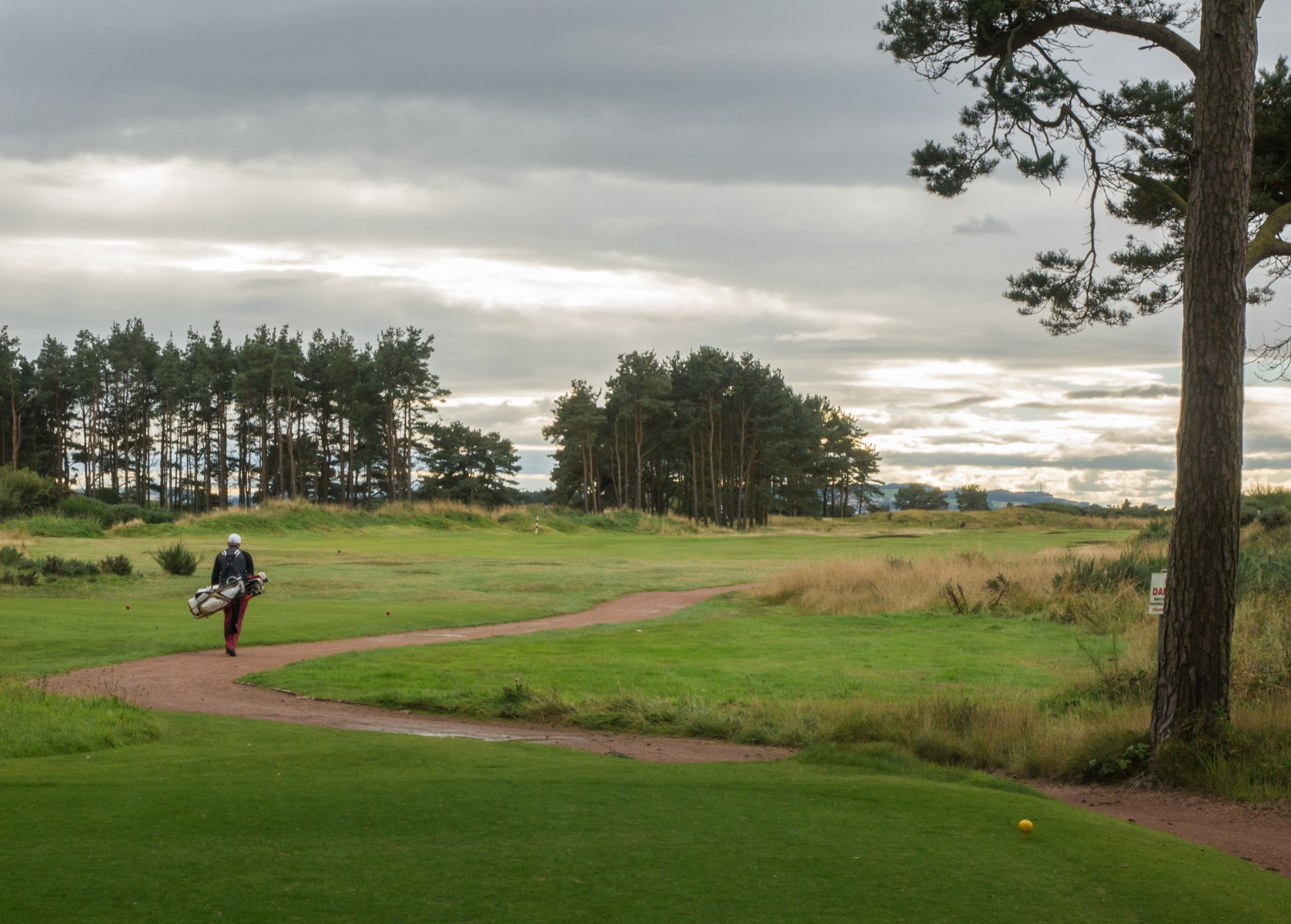 Panmure Golf Club, Loch 3