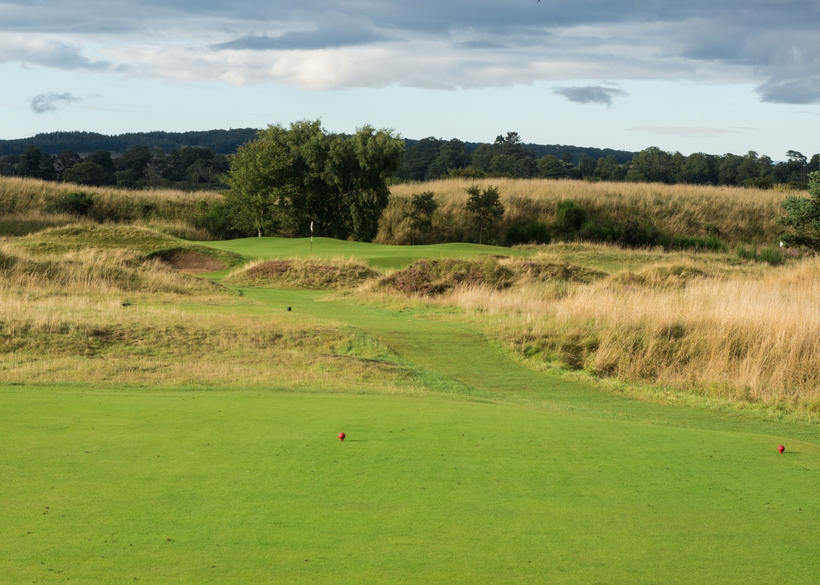Panmure Golf Club, Loch 9
