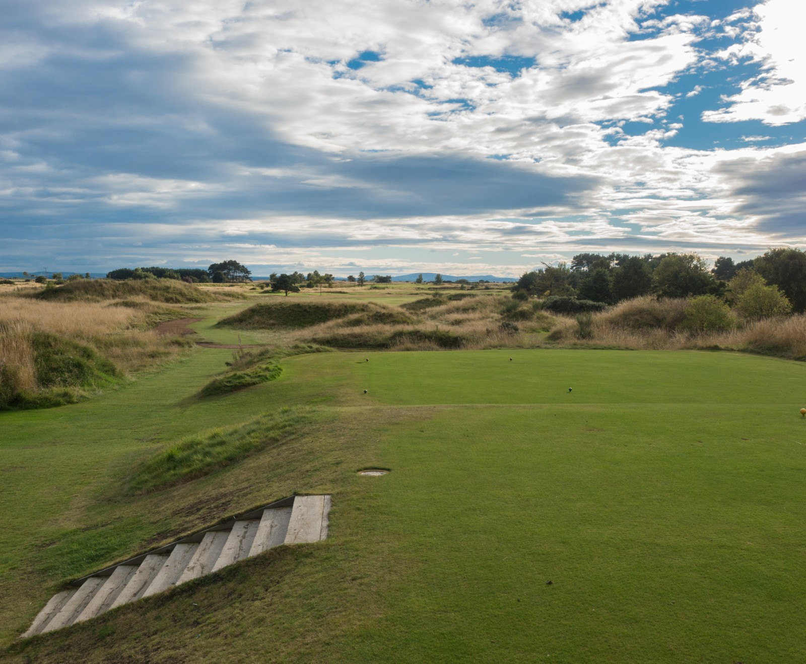 Panmure Golf Club, Loch 10