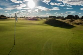 Panmure Golf Club, Loch 13