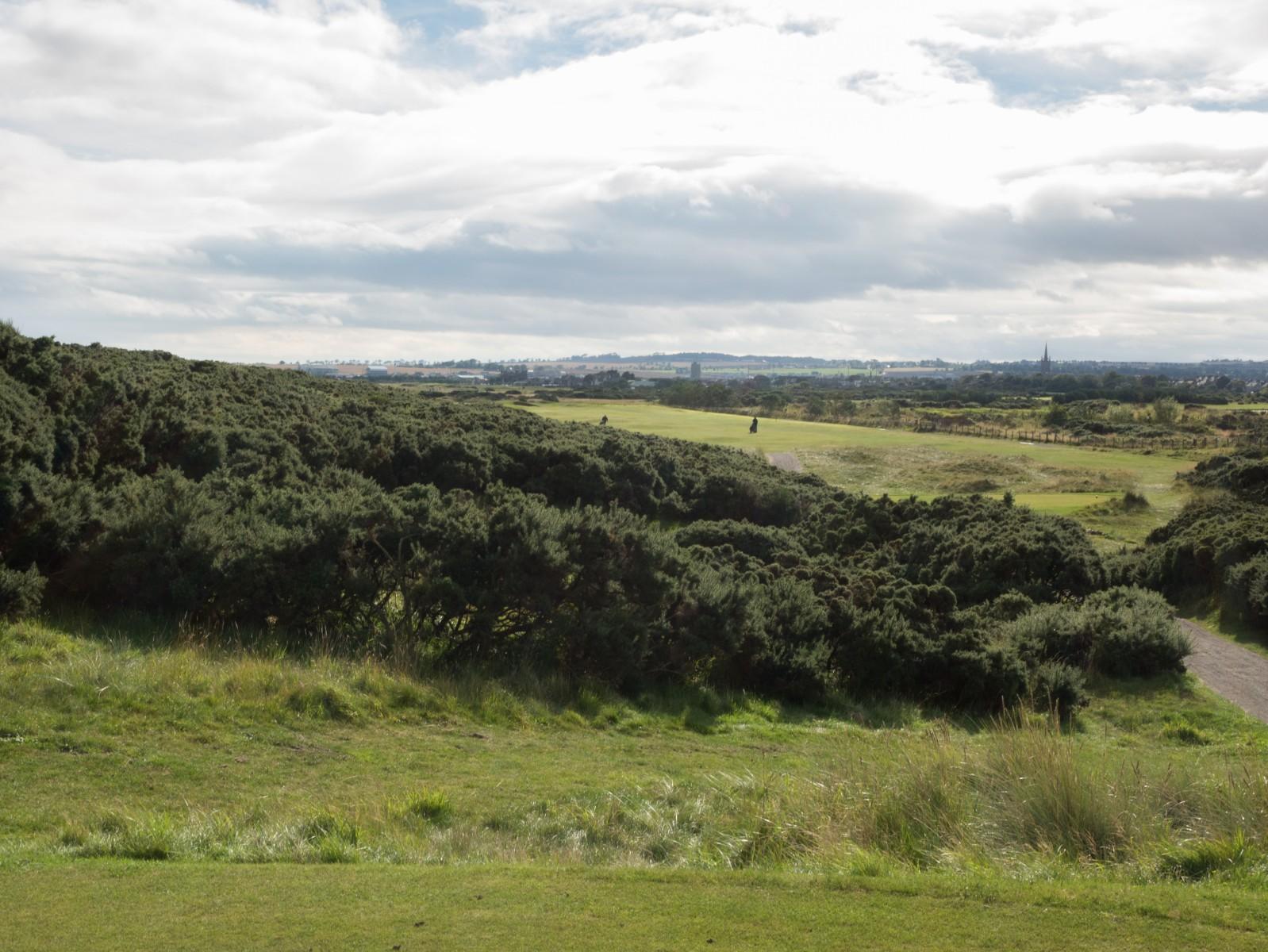 Montrose Golf Links, Loch 9
