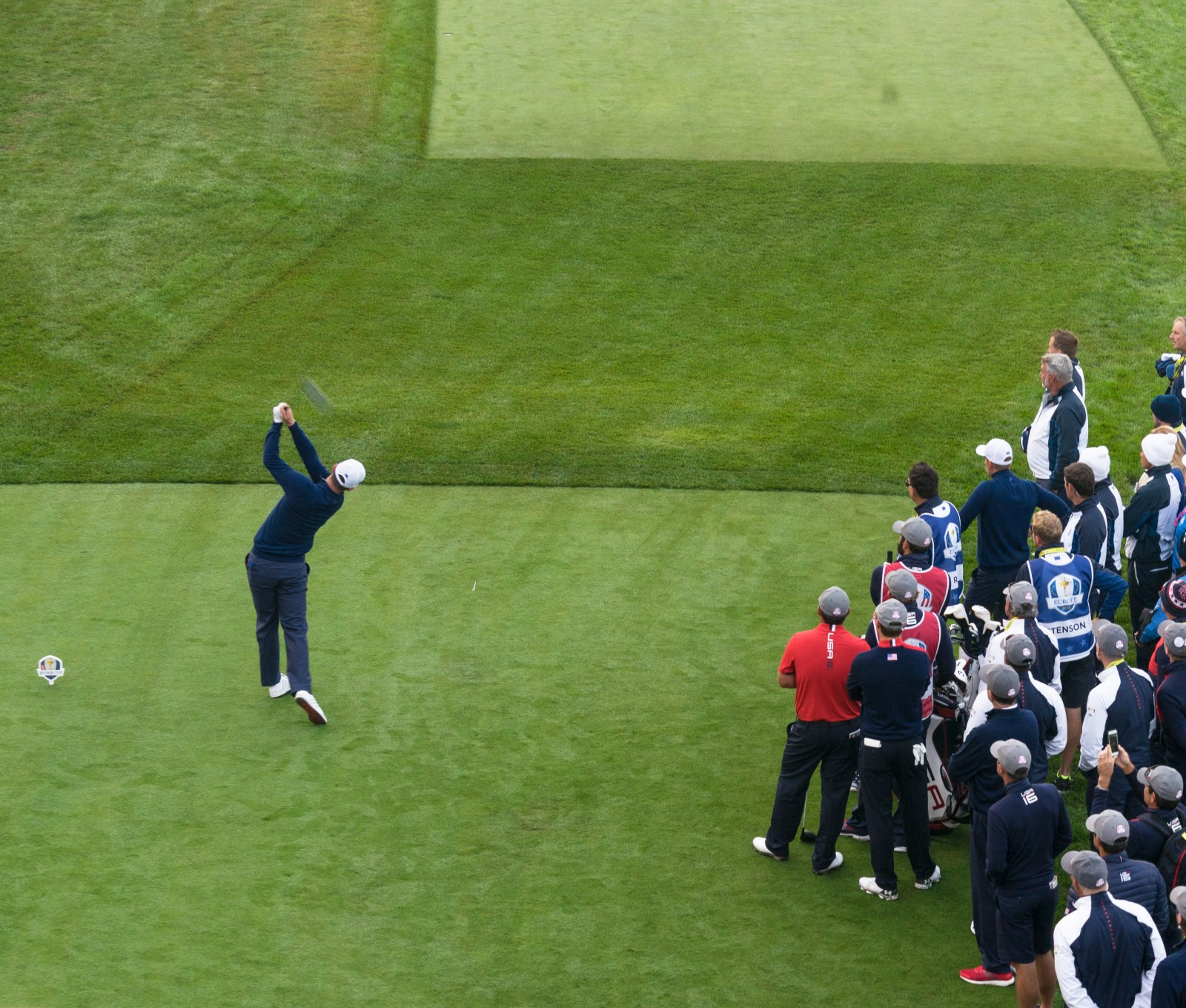 Inside the Ropes - Justin Rose eröffnet den Ryder Cup