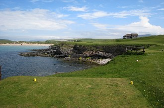 Durness Golf Club Loch 9