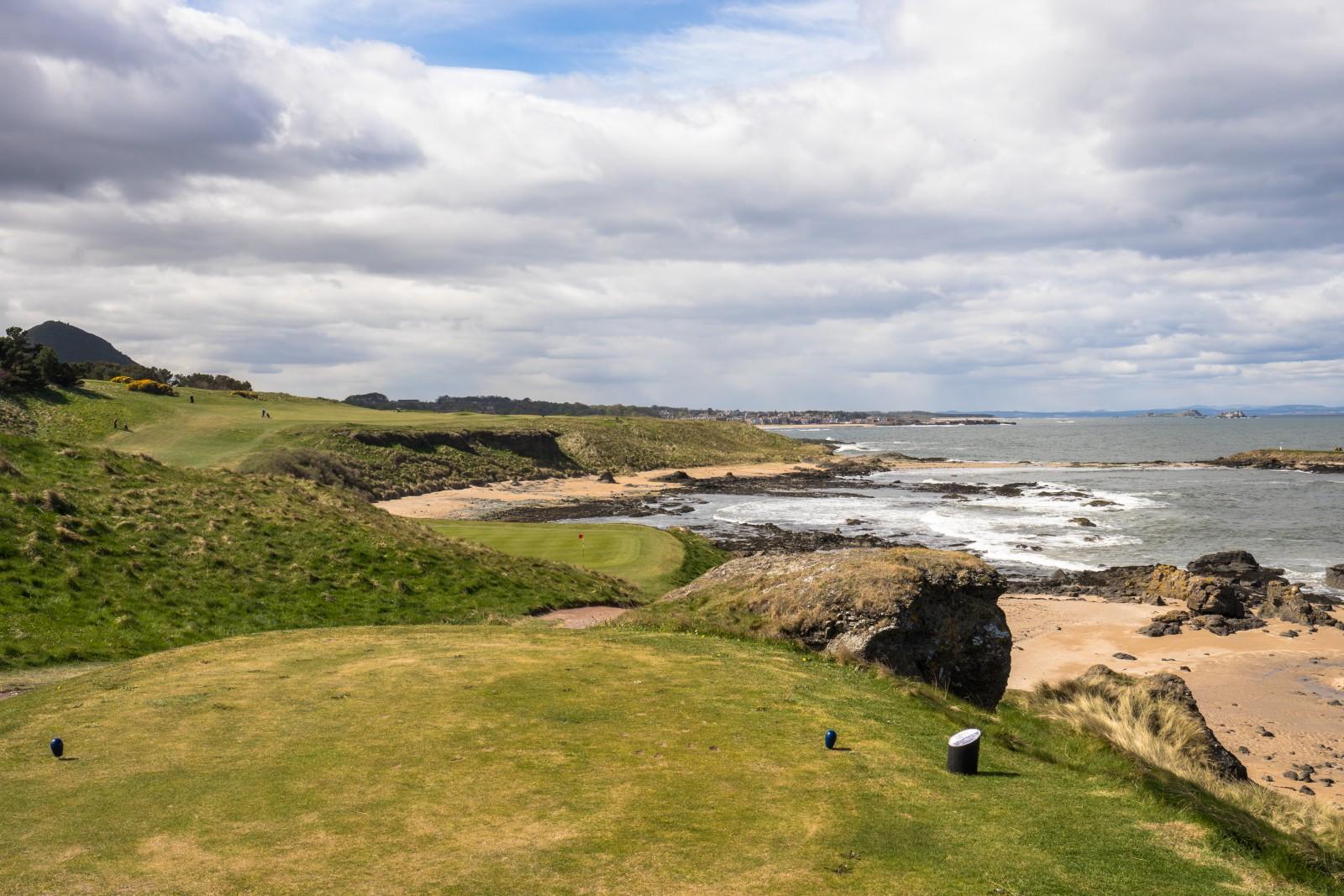 Glen Golf Club: Loch 13
